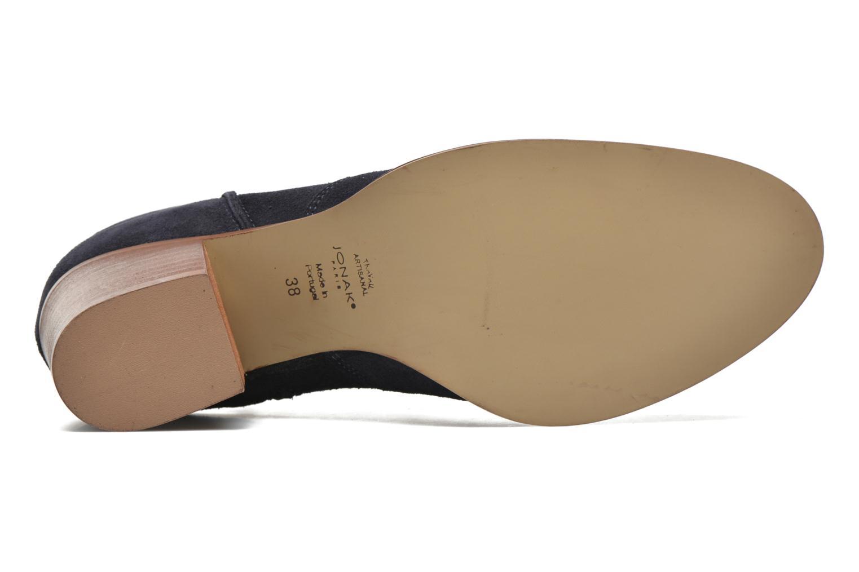 Bottines et boots Jonak Dakota Bleu vue haut