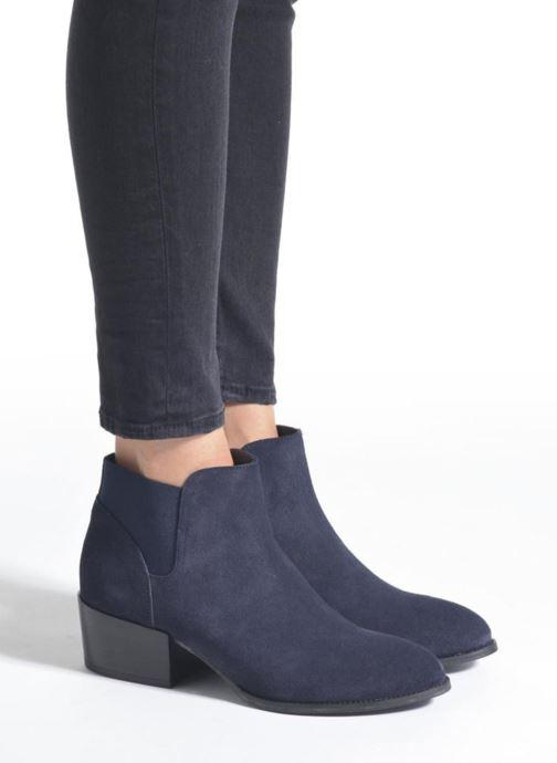 Boots en enkellaarsjes Jonak Darde Blauw onder