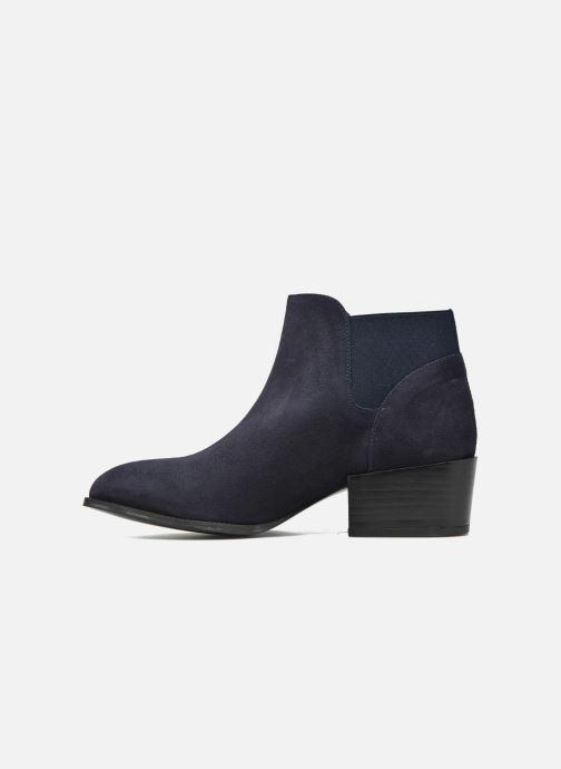 Boots en enkellaarsjes Jonak Darde Blauw voorkant