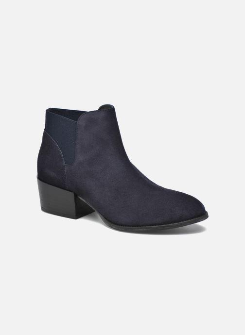 Boots en enkellaarsjes Jonak Darde Blauw detail