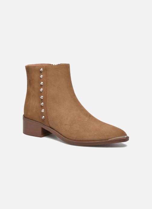 Bottines et boots Jonak Duriel Marron vue détail/paire
