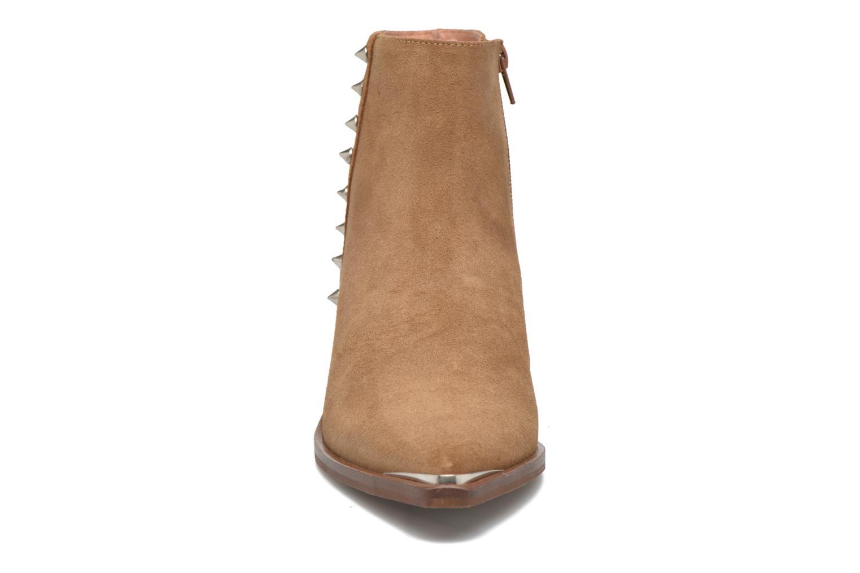 Bottines et boots Jonak Duriel Marron vue portées chaussures