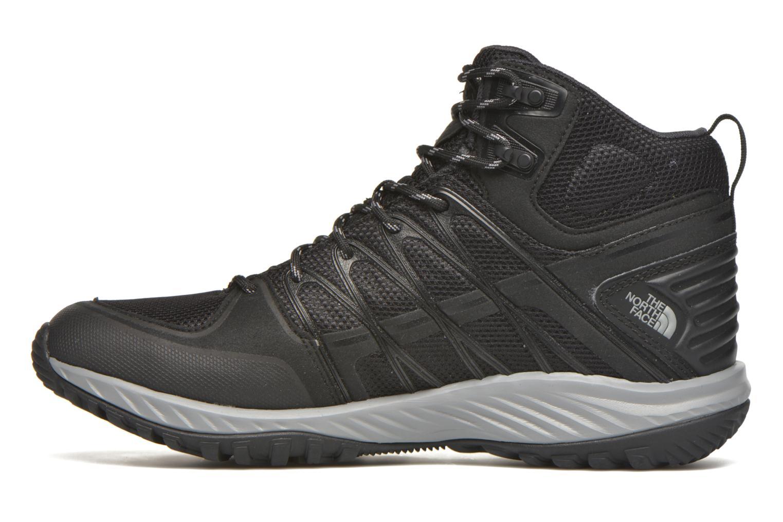 Chaussures de sport The North Face M Litewave Explore Mid GTX Noir vue face
