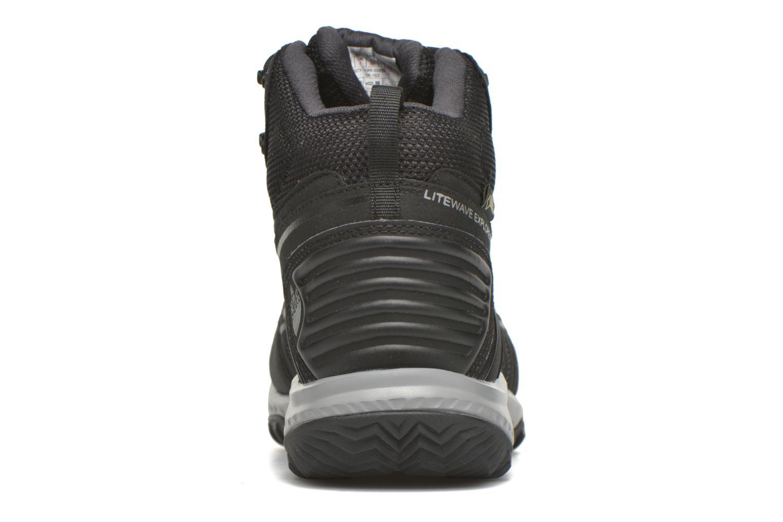 Chaussures de sport The North Face M Litewave Explore Mid GTX Noir vue droite