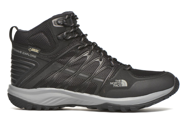 Chaussures de sport The North Face M Litewave Explore Mid GTX Noir vue derrière
