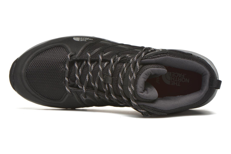 Chaussures de sport The North Face M Litewave Explore Mid GTX Noir vue gauche