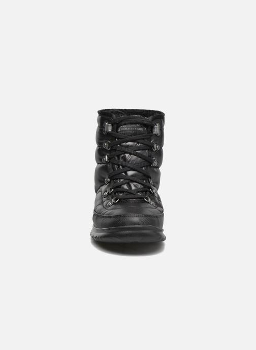 Zapatillas de deporte The North Face W Thermoball Lace II Negro vista del modelo