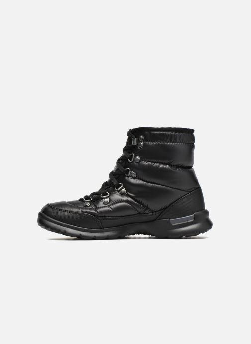 Zapatillas de deporte The North Face W Thermoball Lace II Negro vista de frente