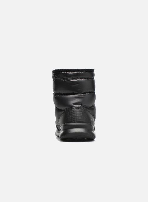 Zapatillas de deporte The North Face W Thermoball Lace II Negro vista lateral derecha