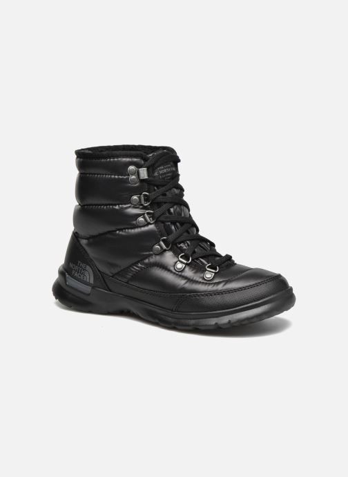 Sportschoenen The North Face W Thermoball Lace II Zwart detail