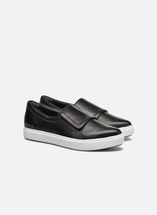 Sneakers DKNY Tanner -Eva mold slip on Svart 3/4 bild