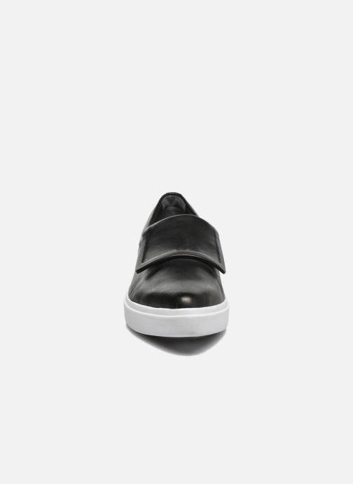 Sneakers DKNY Tanner -Eva mold slip on Svart bild av skorna på