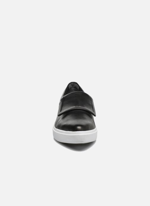 Baskets DKNY Tanner -Eva mold slip on Noir vue portées chaussures