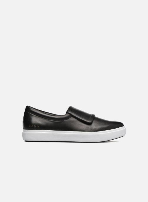 Sneaker DKNY Tanner -Eva mold slip on schwarz ansicht von hinten