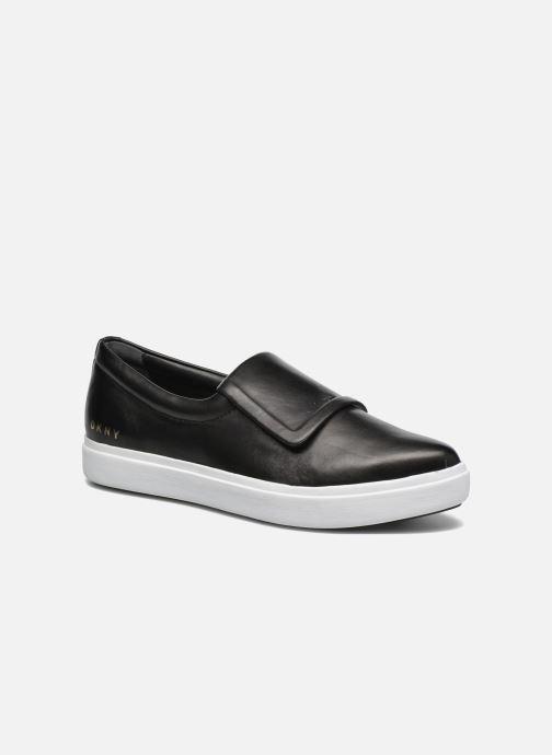 Sneakers DKNY Tanner -Eva mold slip on Svart detaljerad bild på paret