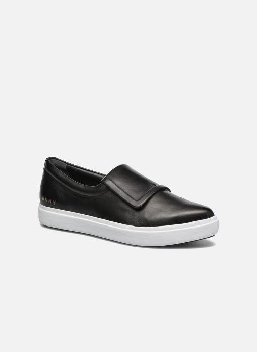 Sneaker DKNY Tanner -Eva mold slip on schwarz detaillierte ansicht/modell