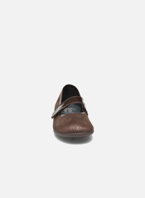 Ballerina's I Love Shoes mantaisie Bruin model