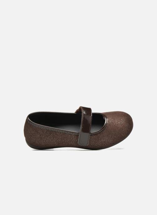 Ballerina's I Love Shoes mantaisie Bruin links