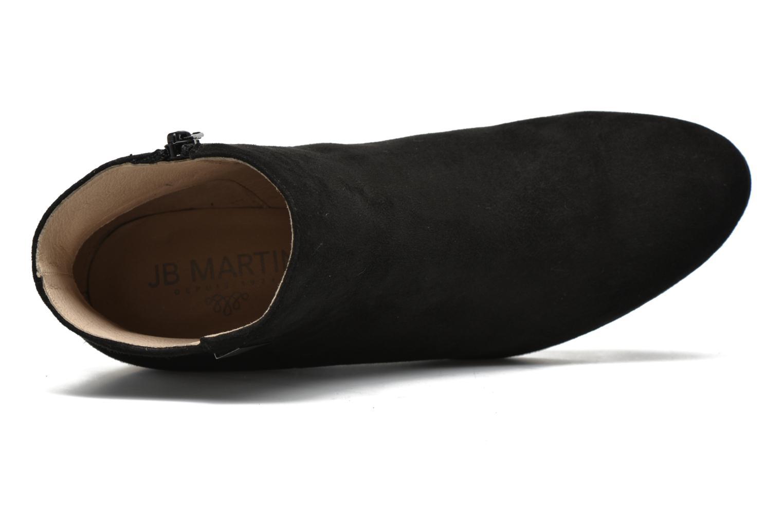 Bottines et boots JB MARTIN Zelba Noir vue gauche