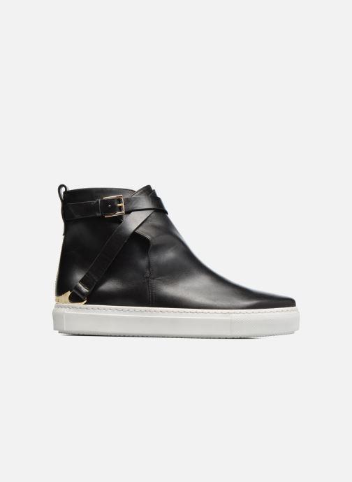 Bottines et boots Fratelli Rossetti Magenta hobo Noir vue derrière