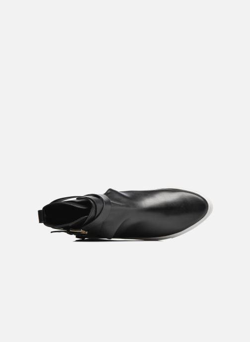Bottines et boots Fratelli Rossetti Magenta hobo Noir vue gauche