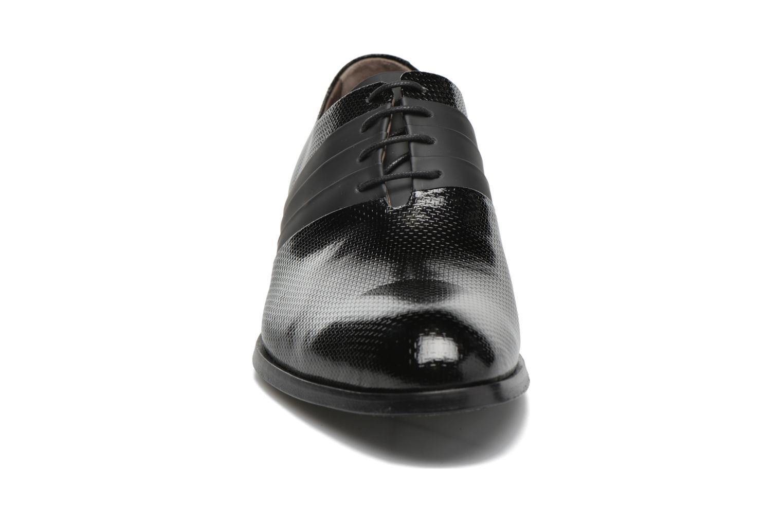 Chaussures à lacets KARL LAGERFELD Bernardo Noir vue portées chaussures