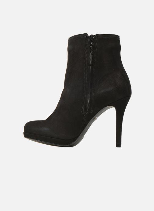 Bottines et boots Buffalo Emy Noir vue face