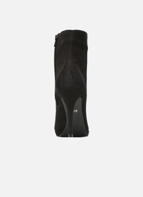 Bottines et boots Buffalo Emy Noir vue droite