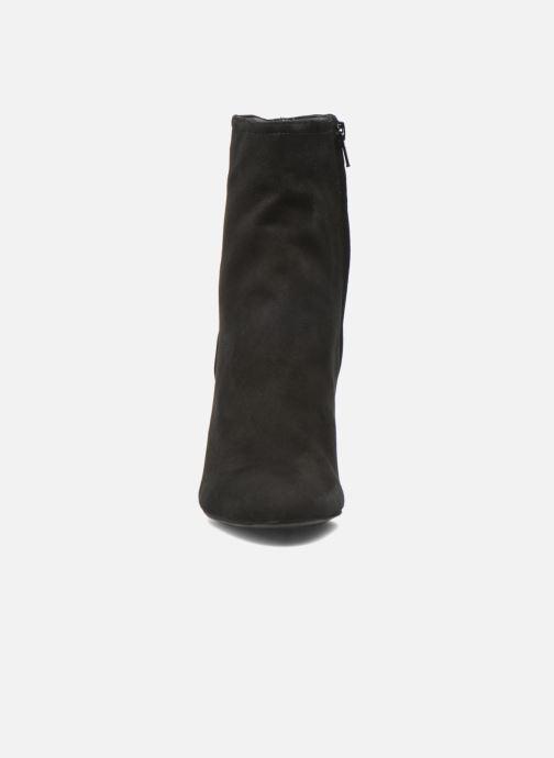 Bottines et boots Buffalo Naia Noir vue portées chaussures