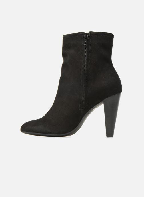 Bottines et boots Buffalo Naia Noir vue face
