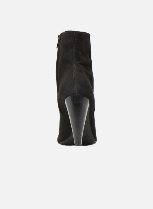 Bottines et boots Buffalo Naia Noir vue droite