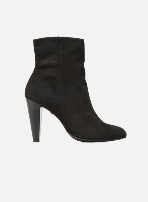 Bottines et boots Buffalo Naia Noir vue derrière