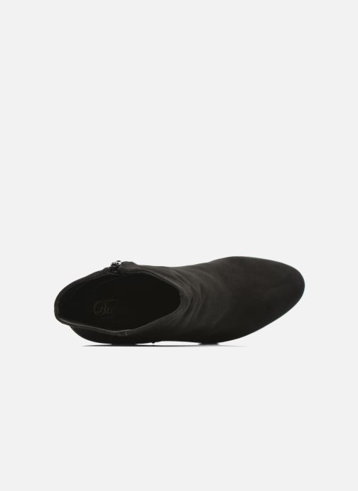 Bottines et boots Buffalo Naia Noir vue gauche