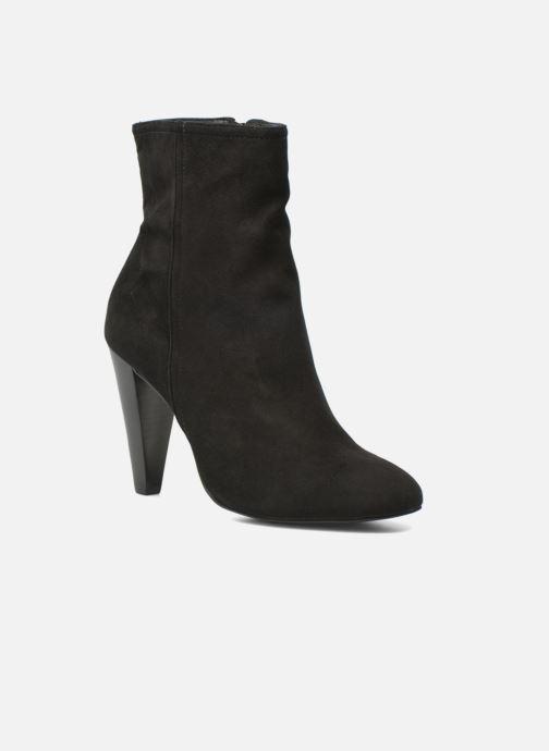 Bottines et boots Buffalo Naia Noir vue détail/paire