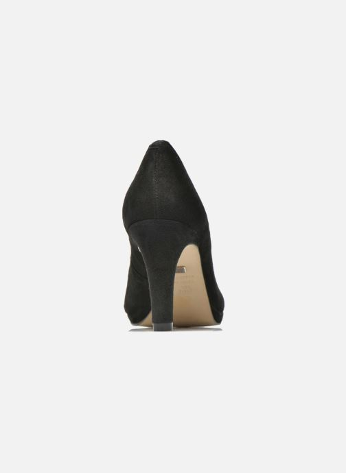 High heels Buffalo Leonce Black view from the right