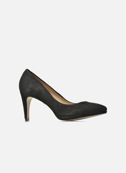High heels Buffalo Leonce Black back view