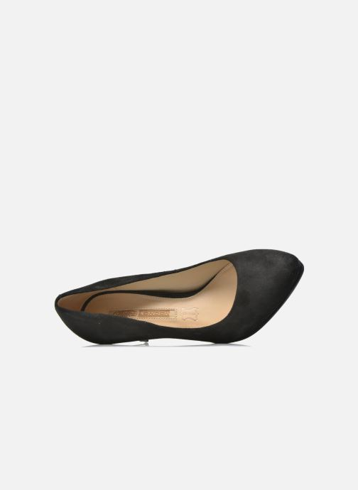 High heels Buffalo Leonce Black view from the left
