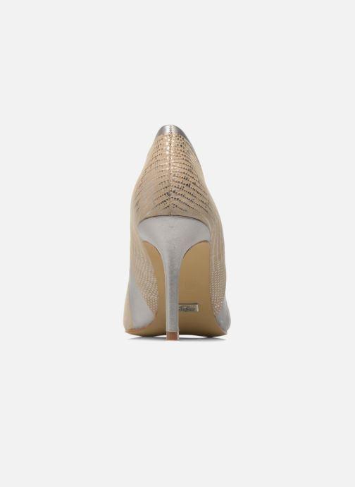 High heels Buffalo Maiwen Beige view from the right