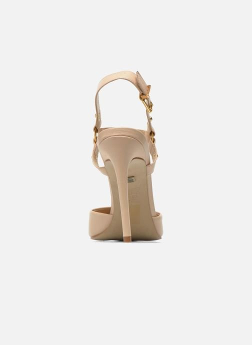 High heels Buffalo Loea Beige view from the right