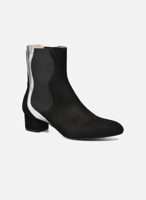 Bottines et boots Mellow Yellow Atonia Noir vue détail/paire
