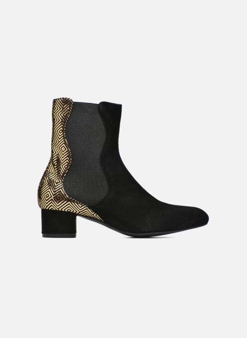 Stiefeletten & Boots Mellow Yellow Atonino schwarz ansicht von hinten