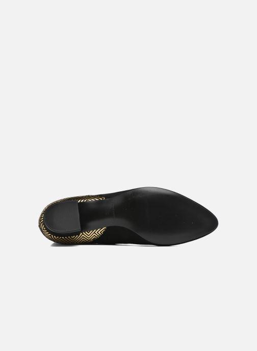 Bottines et boots Mellow Yellow Atonino Noir vue haut