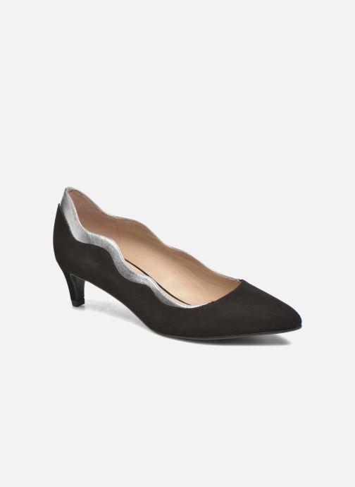 c03e3def7be948 ... Chaussure femme · Mellow Yellow femme; Atina. Escarpins Mellow Yellow  Atina Noir vue détail/paire