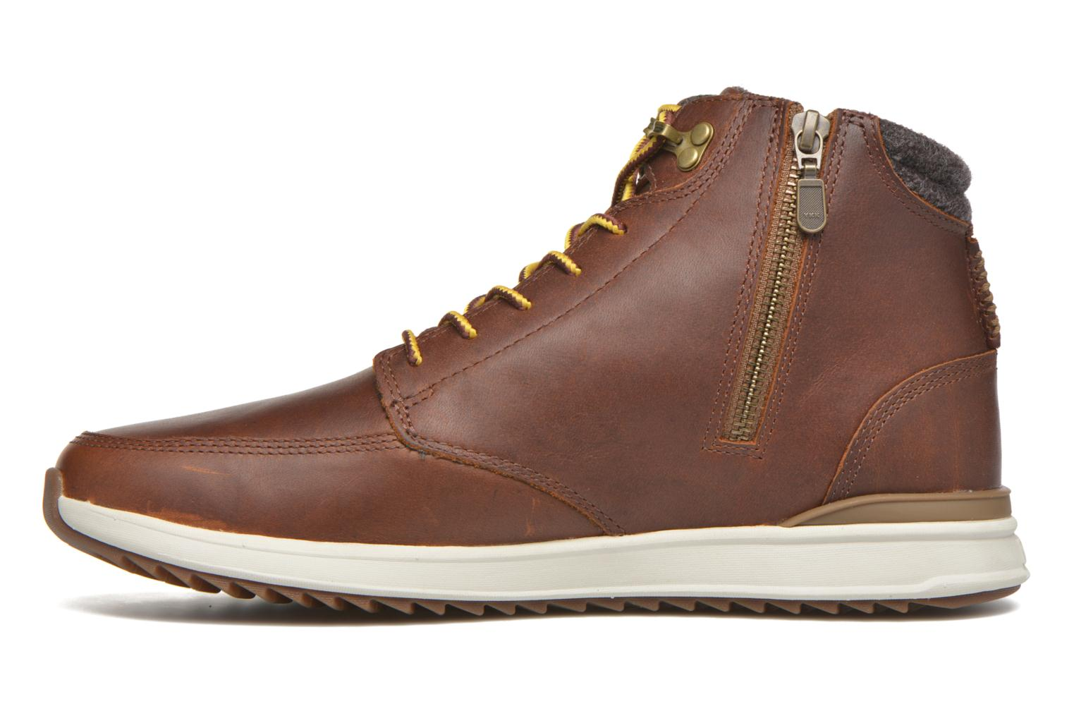 Baskets Reef Rover Hi Boot Marron vue face