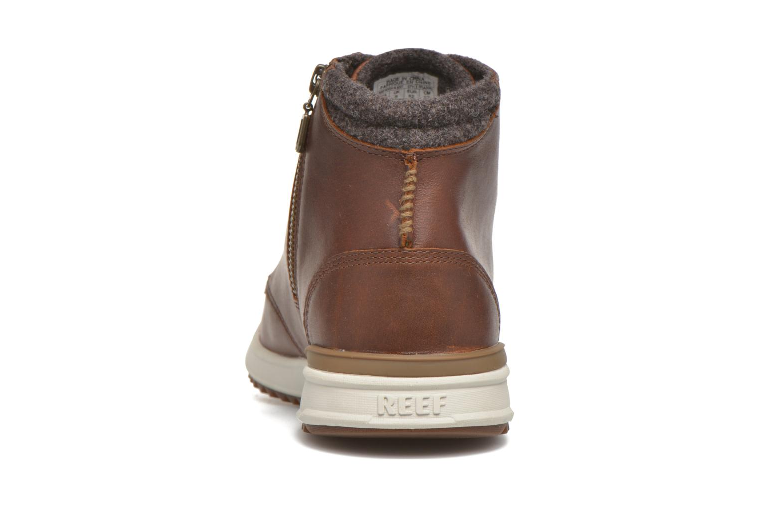 Baskets Reef Rover Hi Boot Marron vue droite