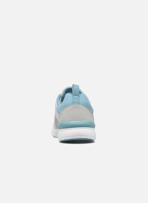 Sneakers Supra Scissor w Grigio immagine destra