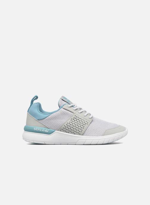 Sneakers Supra Scissor w Grigio immagine posteriore