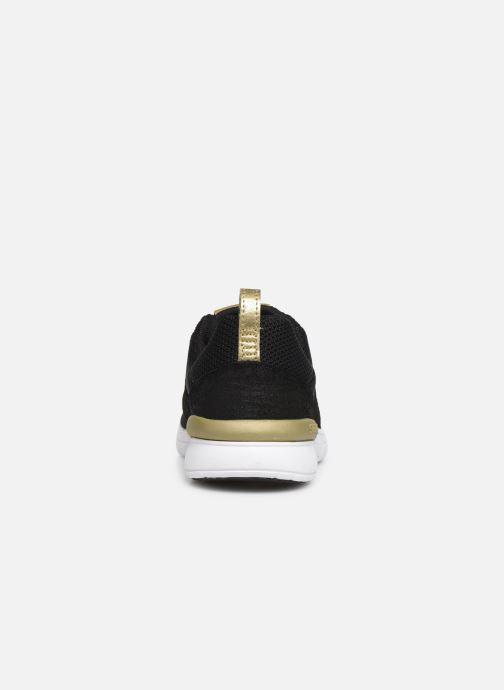 Sneakers Supra Scissor w Nero immagine destra