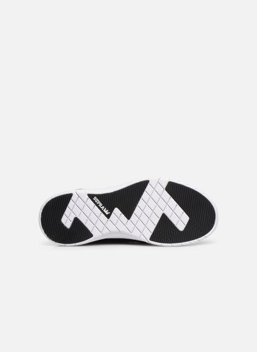 Sneakers Supra Scissor w Nero immagine dall'alto