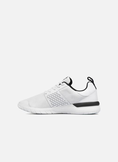 Sneakers Supra Scissor Beige voorkant